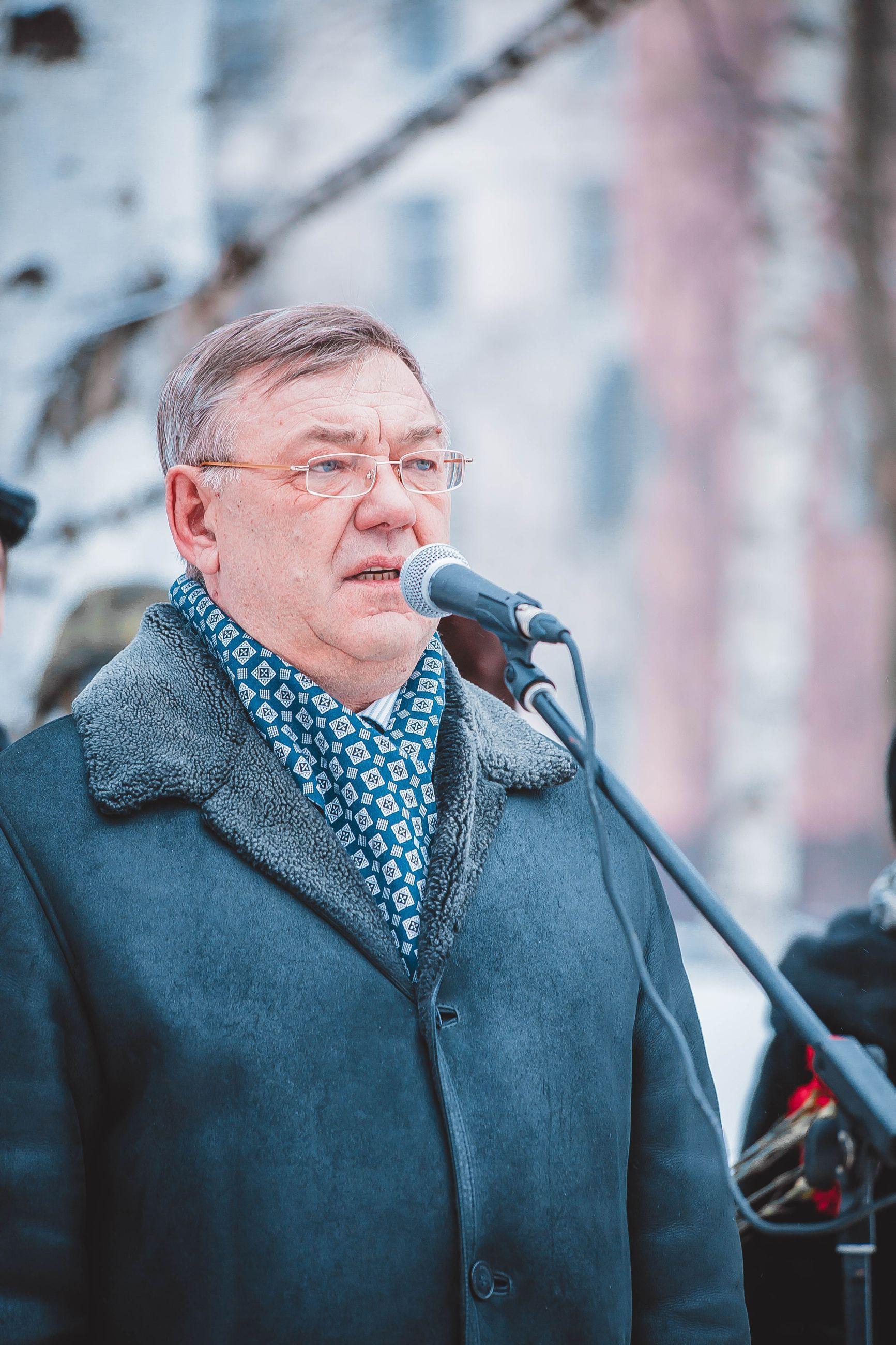 Юрий Александрович Тюрин