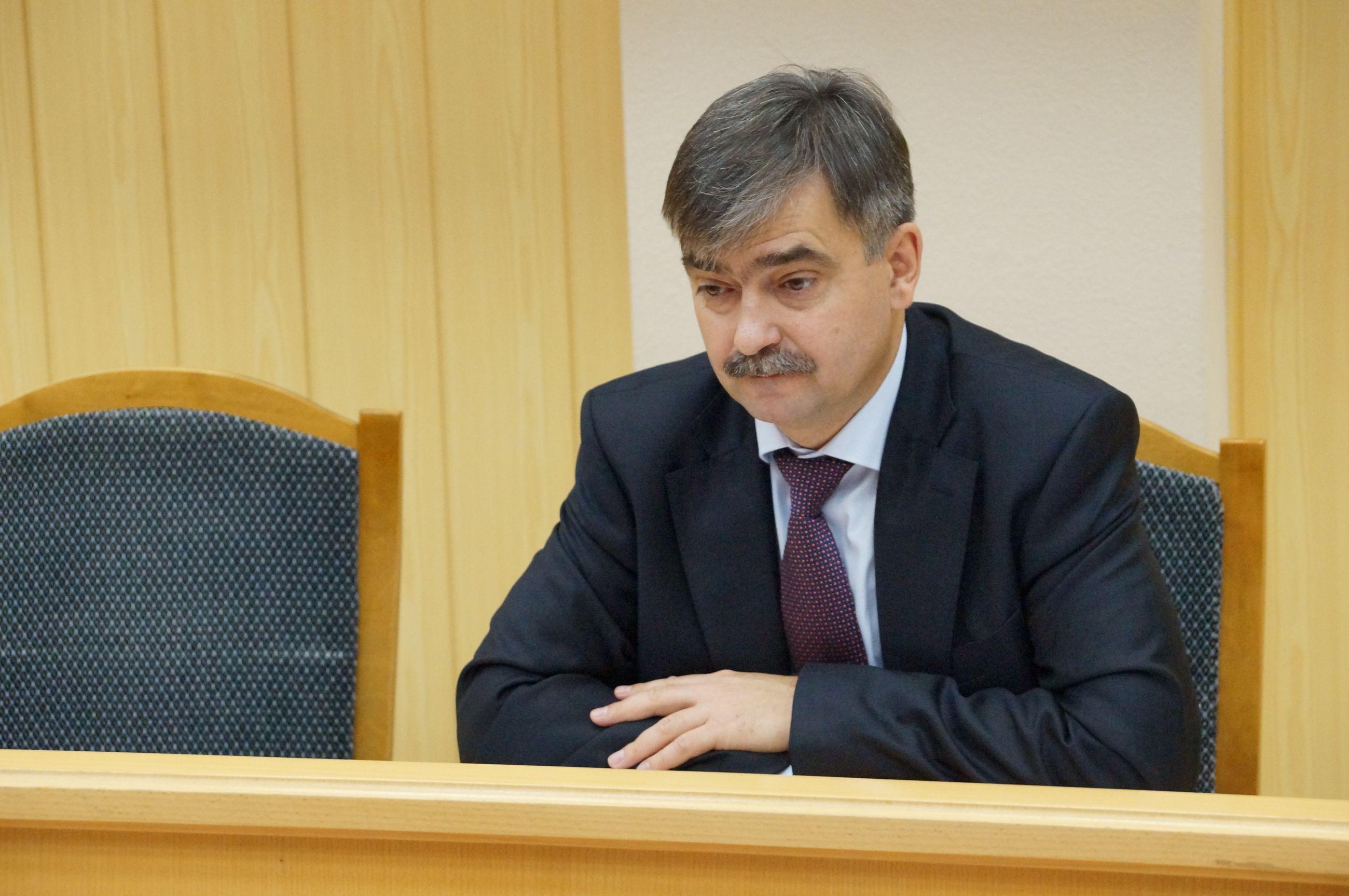 Владимир Иванович Довгий