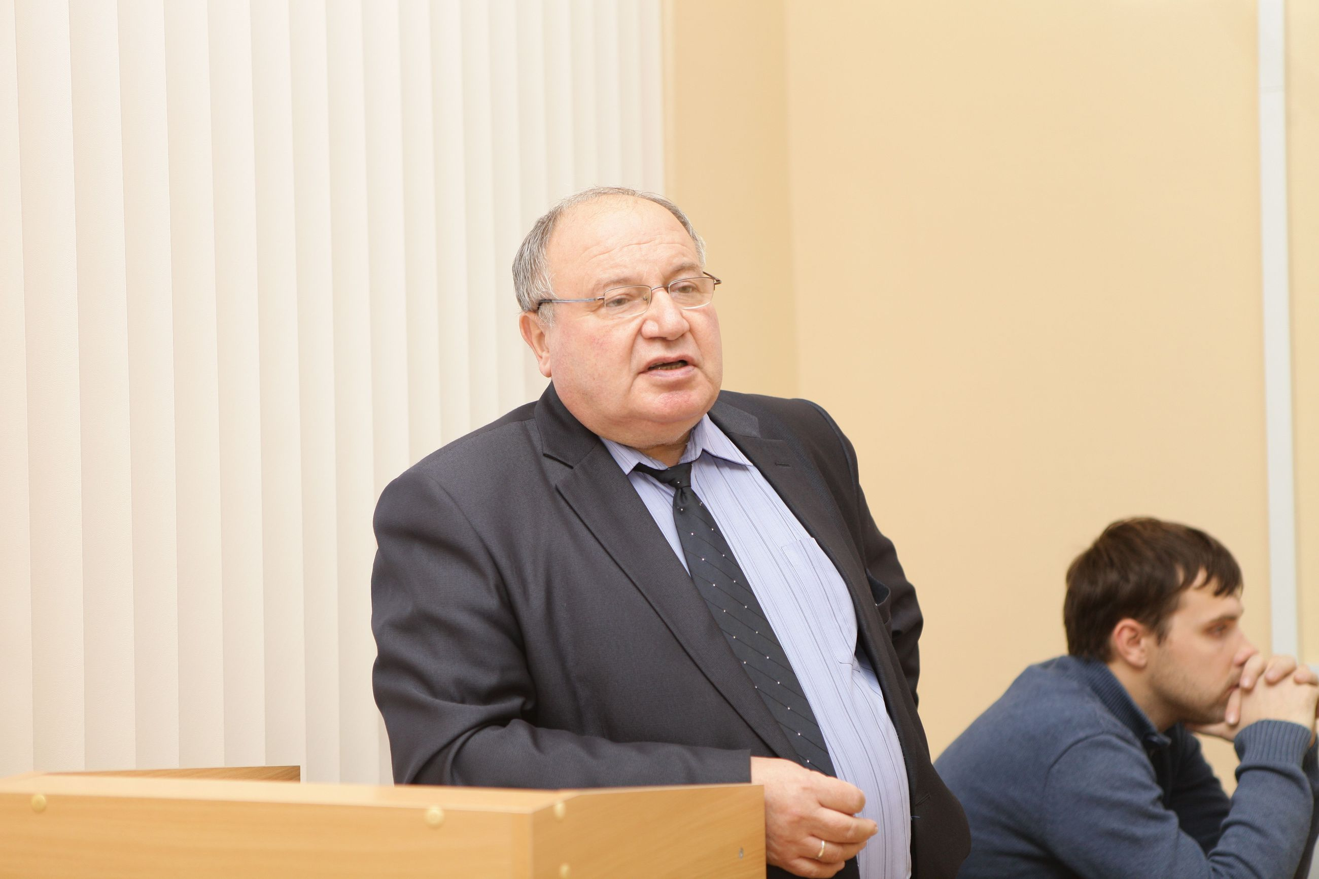 Дмитрий Иванович Юдин