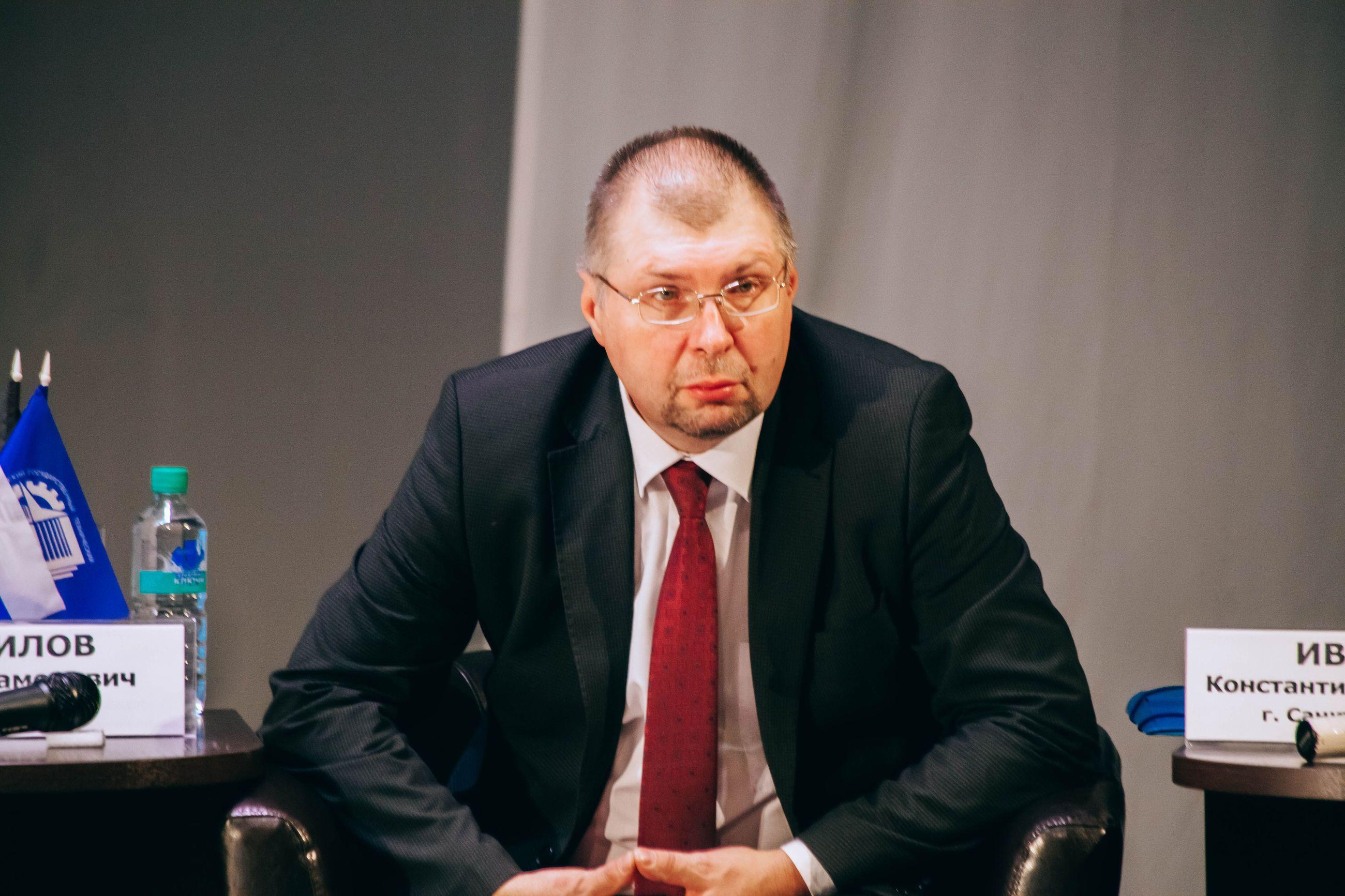 Константин Михайлович Иванов